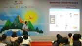 組辦單位代表人介紹比賽規則及相關資訊。