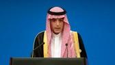 沙特阿拉伯外交部長阿德爾·朱拜爾。(圖源:AP)