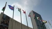 聯合國委員會批准對朝制裁免除計劃以提供人道主義援助.圖為聯合國總部一瞥。(圖源:Sputnik)