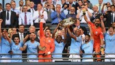 曼城第五次奪得社區盾冠軍。(圖源:互聯網)