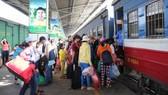 為滿足市民對2018年國慶節期間出行的需求,西貢鐵路運輸股份公司自本月31日至9月3日將增加30班列車。(示意圖源:互聯網)