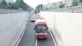 安霜N1隧道開通後已為當地減輕交通負荷。