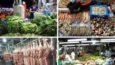多種水海產蔬菜與肉類價格上升。(示意圖源:互聯網)