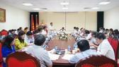 會議場景一瞥。(圖源:Quochoi.vn)