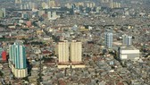 由於石油開採,過度抽取地下水和海平面上升,印尼首都雅加達成為全球下沉最快的城市。(圖源:AFP)