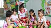 小孩將可免費上幼兒園。