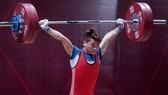 鄭文榮總舉299公斤奪得銀牌。