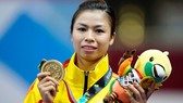 黃氏芳江奪得女子長拳銅牌。(圖源:獨立)