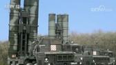 印度與俄就購買 S-400 達成意向。(圖源:CCTV視頻截圖)