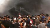 加沙地帶爆發衝突。(圖源:互聯網)