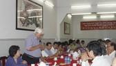 第五郡各華人會館第三季度定期聚會現場一瞥。