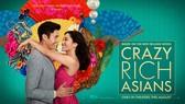 電影《瘋狂的亞洲富人》的宣傳海報。(圖源:互聯網)