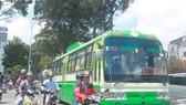 市交通運輸廳最近作出暫停兩條巴士線運營的《決定》,原因是兩線的乘搭需求低,不能確保維持運營的經費。(示意圖源:海隆)