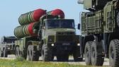 S-300 防空導彈系統。(圖源:Sputnik)