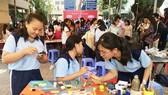 綠色風采繪畫比賽每年都吸引許多少兒參加。