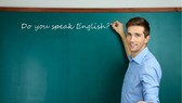 努力學好英語