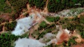 朝邀調查員赴豐溪里核試驗場。圖為朝鮮5月爆破豐溪里核試驗場三條坑道,並邀請記者前去見證。 (圖源:路透社)