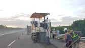 峴港-廣義高速公路維修工作明日完成。(圖源:廷光)