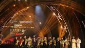 第五屆河內國際電影節(Haniff 2018)開幕儀式一瞥。