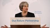 英國首相特雷莎·梅。(圖源:Getty Images)