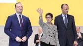 卡倫鮑爾接替默克爾成德基民盟黨主席