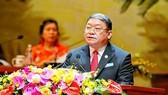 越南農民協會主席陶春松。(圖源:文件)