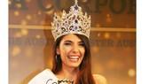 Tân Hoa hậu Áo 2018 đến Việt Nam