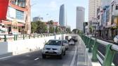 Hầm chui nút giao thông phía Tây cầu Sông Hàn chính thức đưa vào hoạt động sáng nay