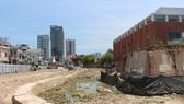 Đoạn tường hào phía Nam và phía Tây Thành Điện Hải được phát lộ