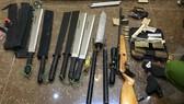 """Phát hiện """"kho"""" súng đạn của nhóm nghi phạm gây ra vụ nổ súng tại Đà Lạt"""
