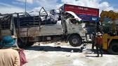 Vụ tai nạn thảm khốc trên QL 20: Xe tải gây tai nạn chạy với tốc độ 97km/giờ trong khu dân cư