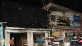 Hỏa hoạn thiêu rụi 2 căn nhà gần ga Trại Mát - Đà Lạt