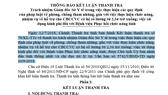 """Sở Y tế Lâm Đồng """"phản pháo"""" kết luận thanh tra về việc chi sai gần 56 tỷ đồng"""