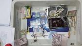Ma túy được ngụy trang tinh vi bị thu giữ tại sân bay Cam Ranh