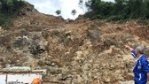 Hiện trường nơi xảy ra thảm họa khiến gia đình thầy Phong tử nạn