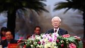 Tổng Bí thư Nguyễn Phú Trọng: Công đoàn luôn gắn bó máu thịt với giai cấp công nhân