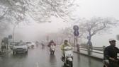 Gió lạnh tràn về, Sapa 12°C, miền Bắc mưa rét