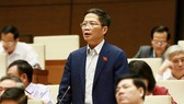 """Bộ trưởng Trần Tuấn Anh khẳng định """"không có lợi ích nhóm"""" khi chậm thoái vốn nhà nước"""