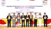 Sanest Khánh Hòa và Yến Sào Khánh Hòa vinh dự nhận giải thưởng tại Diễn đàn Mekong lần thứ 9