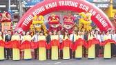 SCB khai trương trụ sở mới chi nhánh An Giang