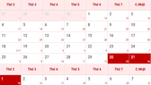 HCMC announces three consecutive New Year days off