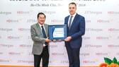 HDBank - dịch vụ thanh toán quốc tế xuất sắc toàn cầu