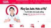 Home Credit đánh dấu bước chuyển mình  bằng bộ nhận diện thương hiệu mới