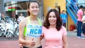 Cô trò Thanh Hương - Tú Chinh được đầu tư đặc biệt cho chuyến tập huấn   tại Mỹ sắp tới.            Ảnh: HÀ HƯNG