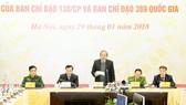 Phó Thủ tướng Thường trực Trương Hòa Bình phát biểu chỉ đạo Hội nghị