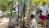 TPHCM hạn chế  khai thác nước ngầm
