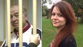 Cựu điệp viên Sergei Skripal và con gái Julia Skripal. Ảnh: SKY NEWS
