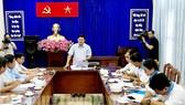 Phó Chủ tịch UBND TPHCM Huỳnh Cách Mạng chỉ đạo tại buổi tiếp dân, giải quyết khiếu nại