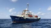 Tàu Lifeline. Nguồn: ANSA