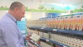 Sữa Vinamilk đã vươn ra thị trường nhiều nước trên thế giới